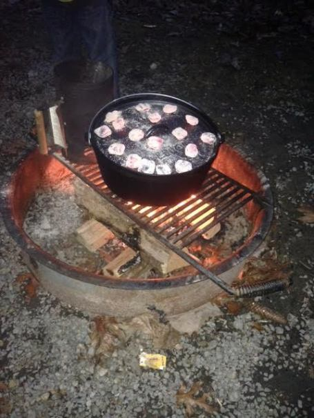campfire cooking 1